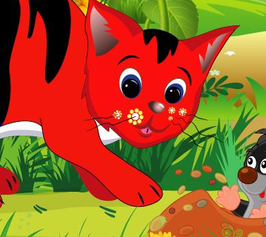 Kinderbuch - Kleines Kätzchen Lissy