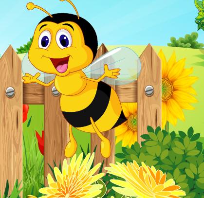 Bella, die Biene im Kinderbuch - Kleines Kätzchen Lissy