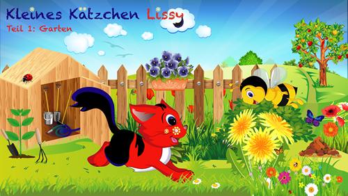 eBook: Kinderbuch Kleines Lätzchen LIssy